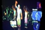 Compétition de danse virtuelle