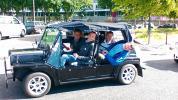 Rallye en Mini Moke