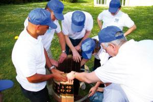 Team building, Le Challenge Viticole - 4