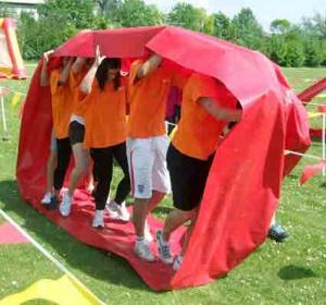 Team building, Team Building Challenge - 8