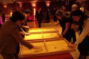 Team building, Des Jeux au bureau - 2