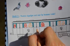Team building, Safari photos dans Paris - 5
