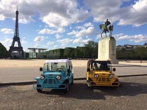 Team building, Rallye en Mini Moke - 2