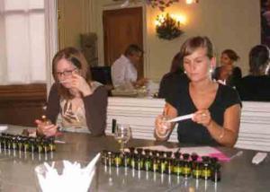 Team building, Création de parfum - 3