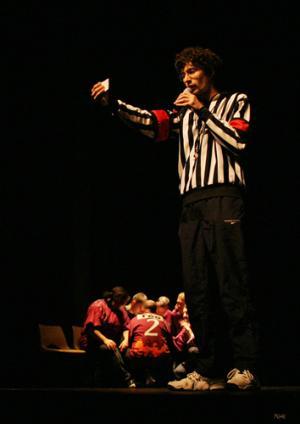 Team building, Théâtre et match d'Impro - 3