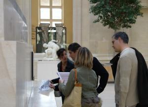 Team building, Séminaire au Louvre - 2