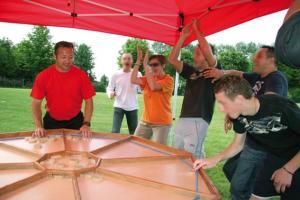 Team building, La Course au Trésor - 5