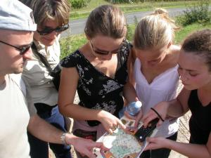 Team building, Rallye Nature - 2