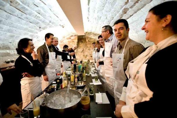 Team building, Cours de cuisine - 2