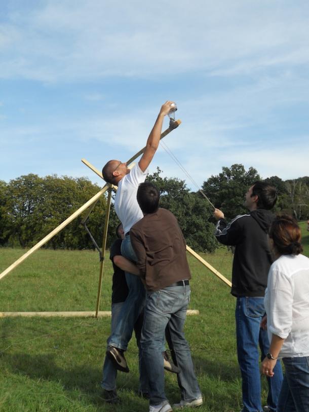 Team building, Séminaire au coeur de la forêt - 6