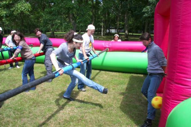 Team building, Séminaire multi-activités - 5