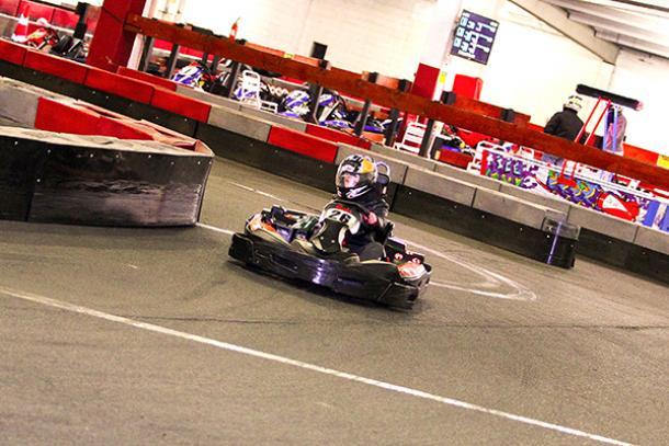 Team building, Challenge Karting - 4