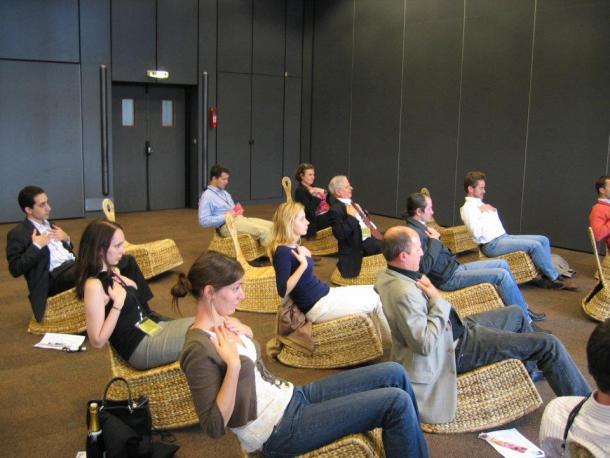 Team building, Atelier gestion du stress - 5